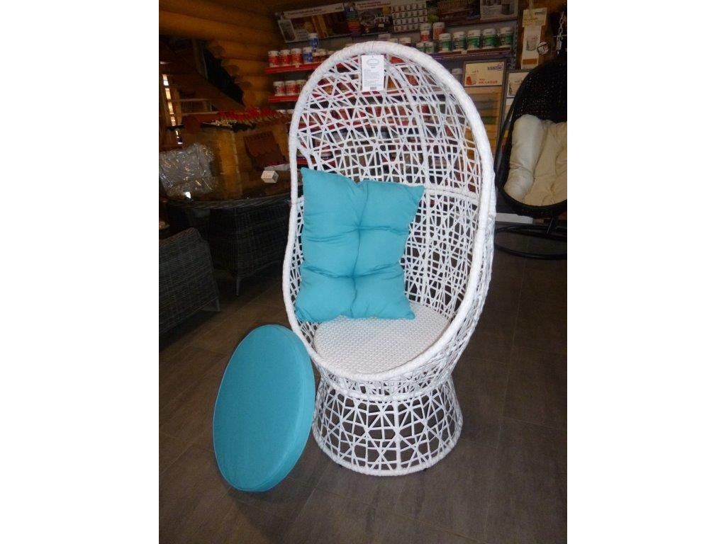 gartenmobel polyrattan in weiss. Black Bedroom Furniture Sets. Home Design Ideas