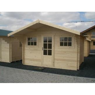 Gartenhaus EMILY - 3,8 x 3,0m