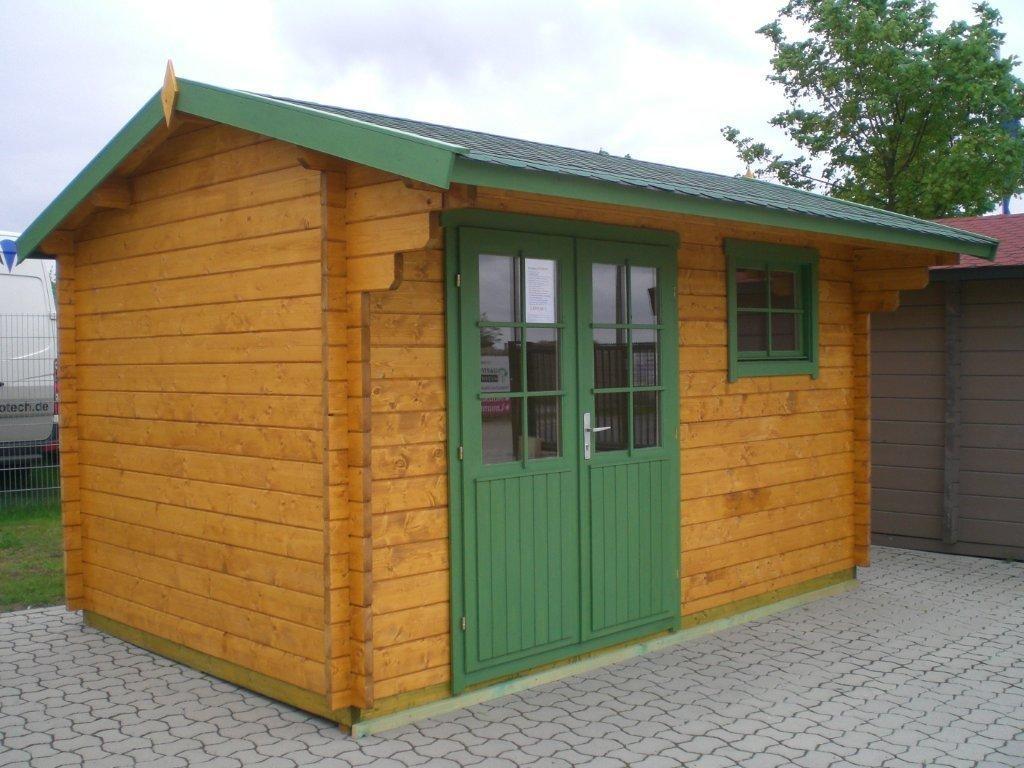 Unterkonstruktion Fußboden Im Gartenhaus ~ Gartenhaus livorno 4 18 x 2 68m mit boden garten akzent