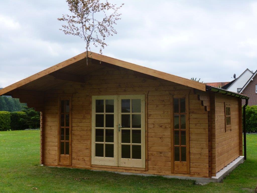 Fußboden Gartenhaus Bauen ~ Gartenhaus diva