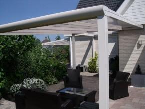 TRENDLINE Alu-Terrassenüberdachungen mit Polycarbonat