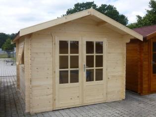 Gartenhaus MARIO - 3,00 x 3,00m mit Boden
