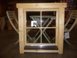 Fenster Doppel-, Isolierglas 800x880mm