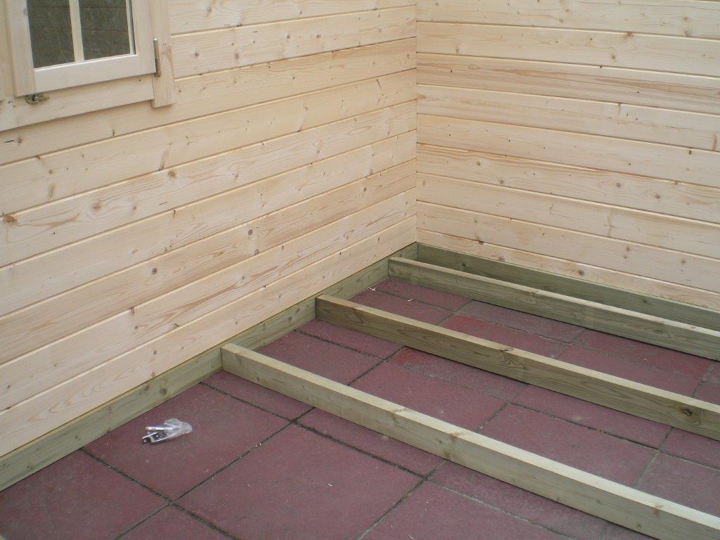 Fußboden Im Gartenhaus ~ Gartenhaus boden smartstore