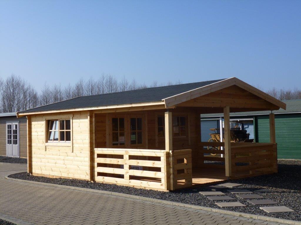 Gartenhaus 2m X 3m AR35 – Hitoiro