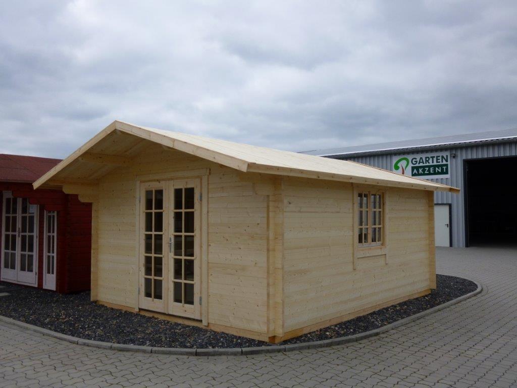 Gartenhaus Christel 4 00 X 5 00m Mit Boden