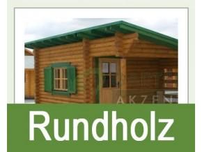 Häuser aus Rundholz
