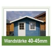 Gartenhäuser 40-45mm