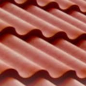 Polymer-Dacheindeckung