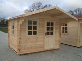 Gartenhaus ALEX - 3,00 x 2,50m mit Boden